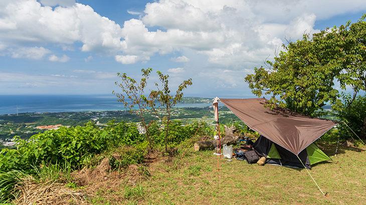 沖縄県北部にある自然に囲まれたキャンプ場5選